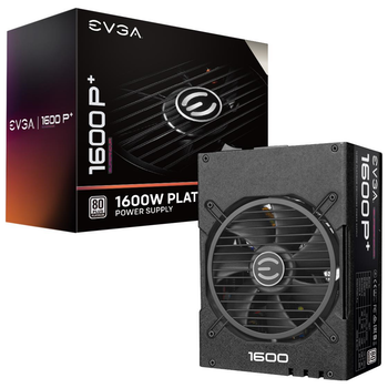 Product image of eVGA SuperNOVA P+ 1600W 80Plus Platinum Fully Modular Power Supply - Click for product page of eVGA SuperNOVA P+ 1600W 80Plus Platinum Fully Modular Power Supply