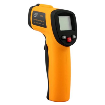 Product image of Generic Infrared Thermometer with Laser Armpoint - Click for product page of Generic Infrared Thermometer with Laser Armpoint