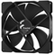 A small tile product image of Fractal Design Dynamic X2 GP-18 PWM 180mm Fan Black