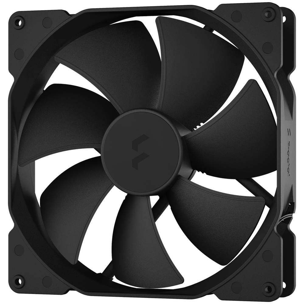 A large main feature product image of Fractal Design Dynamic X2 GP-18 PWM 180mm Fan Black
