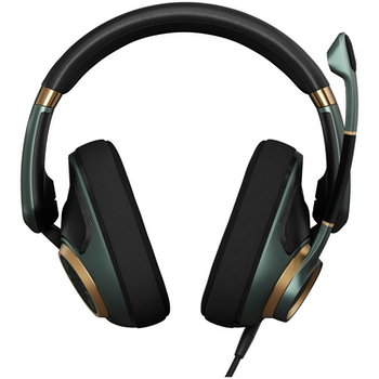Product image of EPOS H6PRO Open Acoustic Gaming Headset - Racing Green - Click for product page of EPOS H6PRO Open Acoustic Gaming Headset - Racing Green