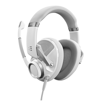 Product image of EPOS H6PRO Open Acoustic Gaming Headset - Ghost White - Click for product page of EPOS H6PRO Open Acoustic Gaming Headset - Ghost White