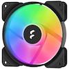A product image of Fractal Design Aspect 12 120mm RGB Fan Black 3-Pack