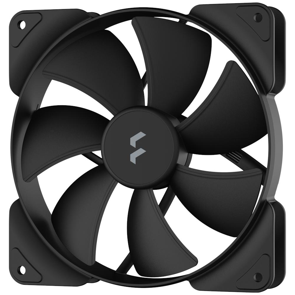 A large main feature product image of Fractal Design Aspect 14 140mm Fan Black