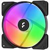 A product image of Fractal Design Aspect 14 RGB 140mm Fan Black 3-Pack