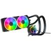 A product image of Fractal Design Celsius+ S24 Prisma 240mm AIO CPU Cooler