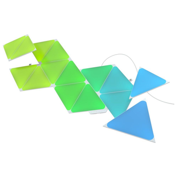 Product image of Nanoleaf Shapes Triangles Starter Kit - 15 Panels - Click for product page of Nanoleaf Shapes Triangles Starter Kit - 15 Panels