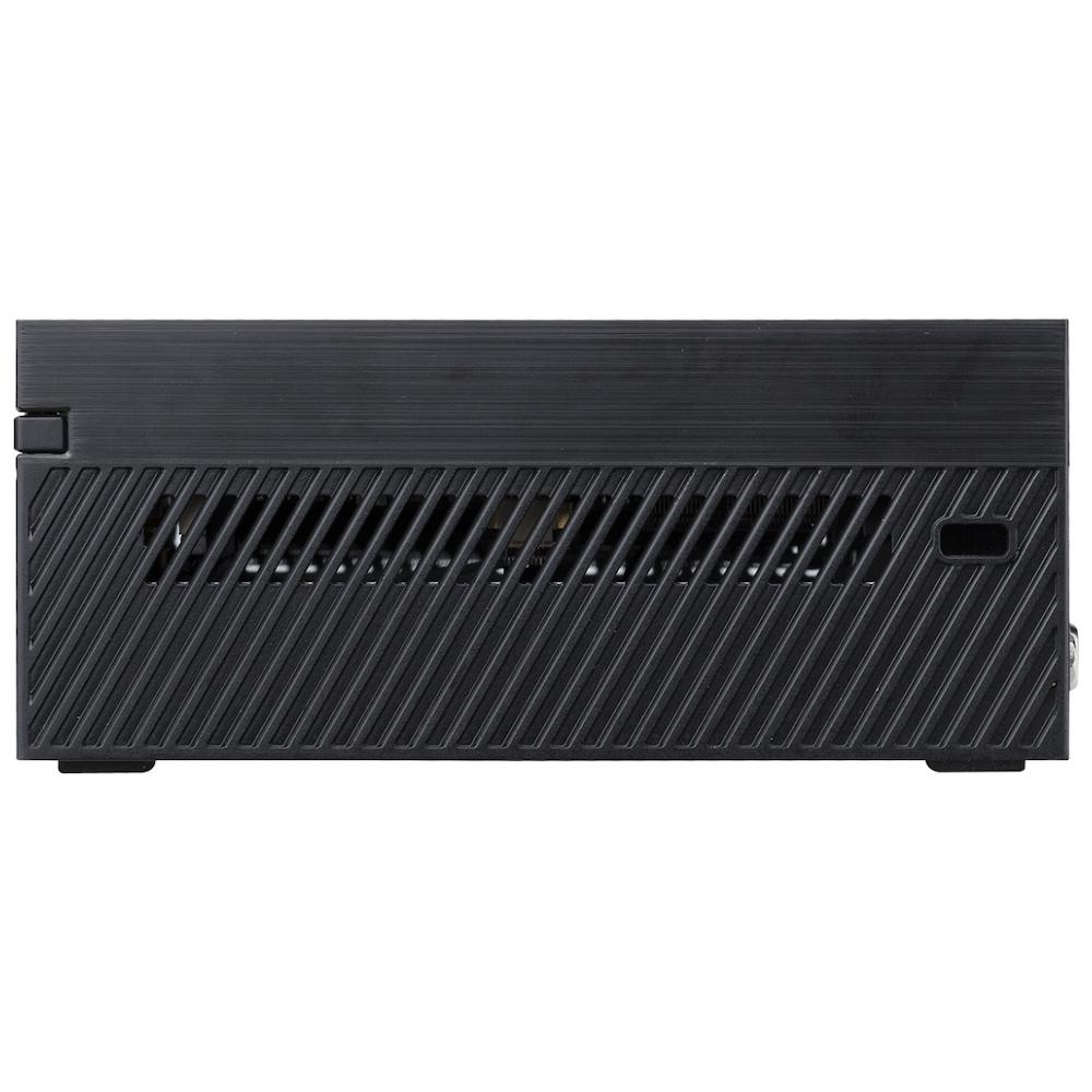 A large main feature product image of ASUS Mini PC PN50 Ryzen 3 Barebones Mini PC