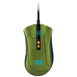 Product image of Razer DeathAdder V2 Wired RGB Gaming Mouse - HALO Infinite Edition - Click for product page of Razer DeathAdder V2 Wired RGB Gaming Mouse - HALO Infinite Edition