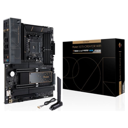 Product image of ASUS X570 ProArt Creator WiFi AM4 Desktop Motherboard - Click for product page of ASUS X570 ProArt Creator WiFi AM4 Desktop Motherboard