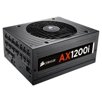 Product image of Corsair AX1200i 1200W 80PLUS Platinum Modular Power Supply - Click for product page of Corsair AX1200i 1200W 80PLUS Platinum Modular Power Supply