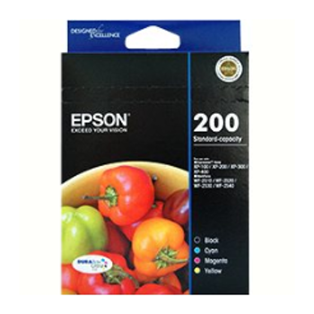 Product image of Epson DURABrite Ultra 200 Value Pack - Click for product page of Epson DURABrite Ultra 200 Value Pack