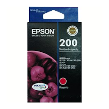 Product image of Epson DURABrite Ultra 200 Magenta Cartridge - Click for product page of Epson DURABrite Ultra 200 Magenta Cartridge