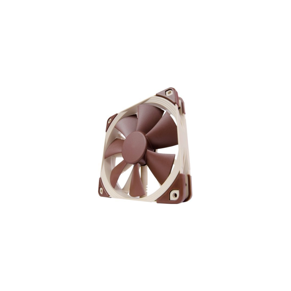 A large main feature product image of Noctua NF-F12-PWM 120mm PWM Cooling Fan