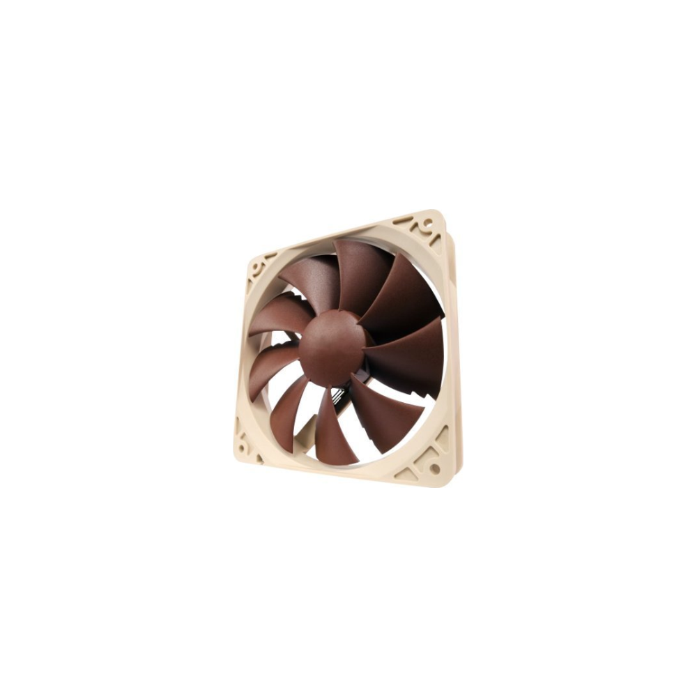 A large main feature product image of Noctua NF-P12-PWM 120mm Cooling Fan