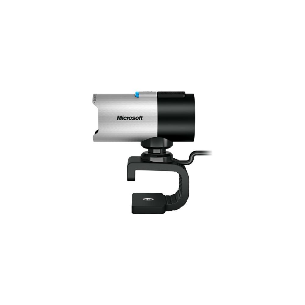 A large main feature product image of Microsoft LifeCam Studio 1080P Webcam
