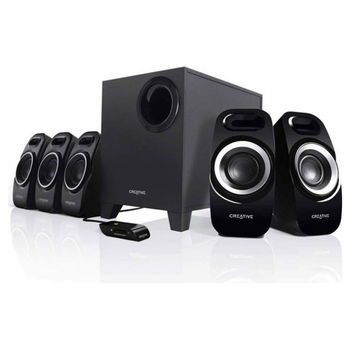 Product image of Creative Inspire T6300 5.1-Channel Speakers - Click for product page of Creative Inspire T6300 5.1-Channel Speakers