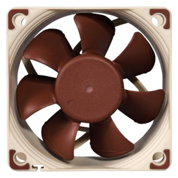 Product image of Noctua NF-A6x25 FLX 60mm 3000RPM Cooling Fan - Click for product page of Noctua NF-A6x25 FLX 60mm 3000RPM Cooling Fan
