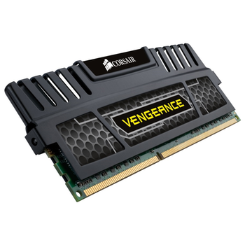 Product image of Corsair 16GB Kit (2x8GB) DDR3 Vengeance C9 1600MHz - Click for product page of Corsair 16GB Kit (2x8GB) DDR3 Vengeance C9 1600MHz