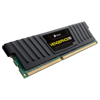 Product image of Corsair 8GB Kit (2x4GB) DDR3 Vengeance Low Profile C9 1600MHz - Click for product page of Corsair 8GB Kit (2x4GB) DDR3 Vengeance Low Profile C9 1600MHz