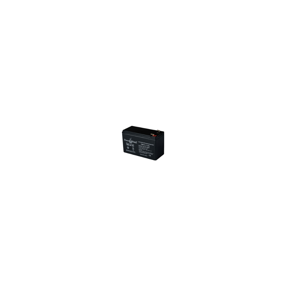 A large main feature product image of Power Shield 12V 9AH Sealed Lead Acid (UPS Grade) Battery