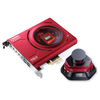A product image of Creative Sound Blaster ZX 5.1 PCIe Sound Card w/ Control