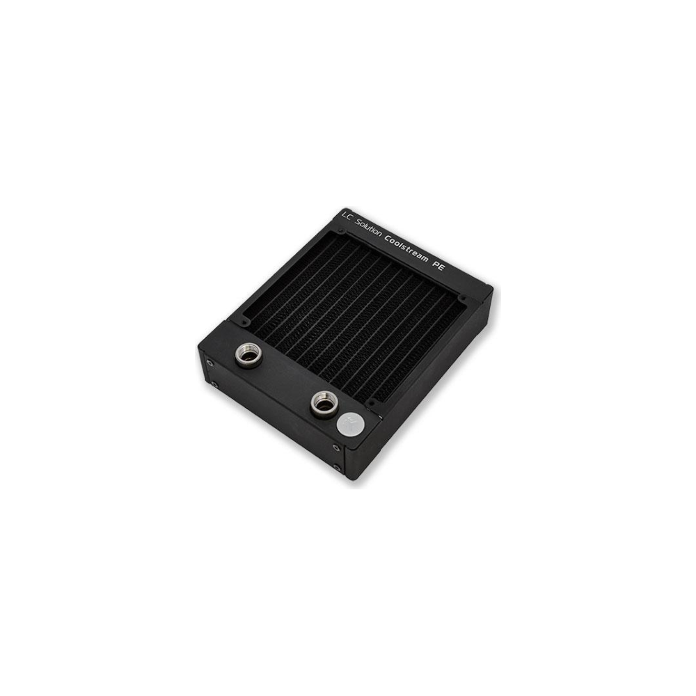 A large main feature product image of EK Coolstream PE 120mm Radiator