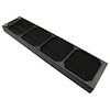 A product image of XSPC AX480 Quad Fan 480mm Radiator Black