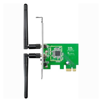Product image of ASUS PCE-N15 300Mbps Wireless-N PCIe Adapter - Click for product page of ASUS PCE-N15 300Mbps Wireless-N PCIe Adapter