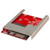 "A product image of Shintaro mSATA to 2.5"" SSD Adapter"