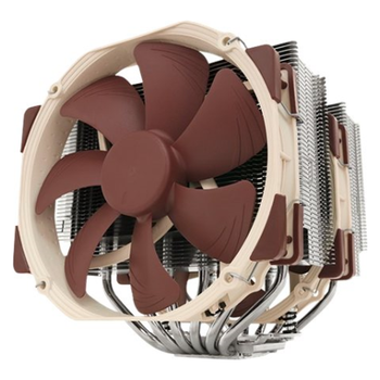 Product image of Noctua NH-D15 Multi Socket PWM CPU cooler - Click for product page of Noctua NH-D15 Multi Socket PWM CPU cooler