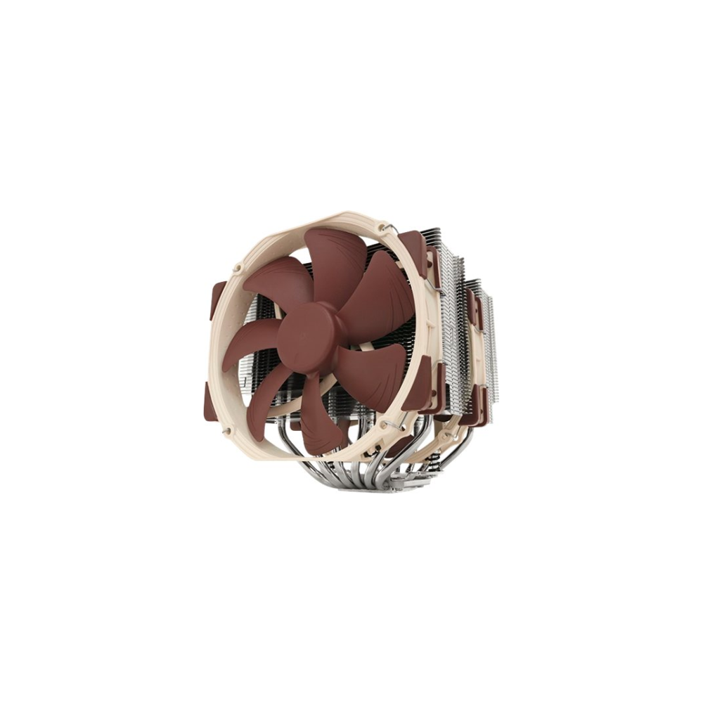 A large main feature product image of Noctua NH-D15 Multi Socket PWM CPU cooler