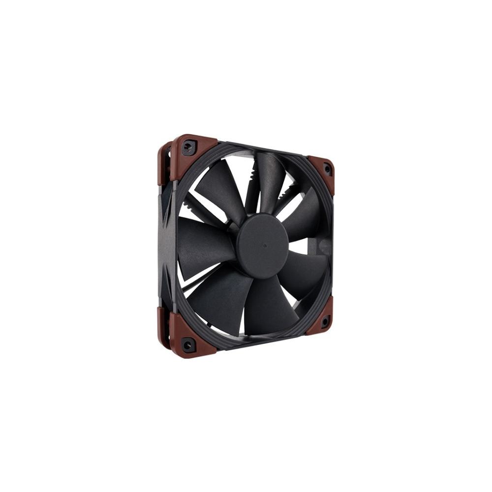 A large main feature product image of Noctua NF-F12 120mm 2000RPM IndustrialPPC Cooling Fan