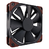 A product image of Noctua NF-F12 120mm 2000RPM PWM IP67 IndustrialPPC Cooling Fan