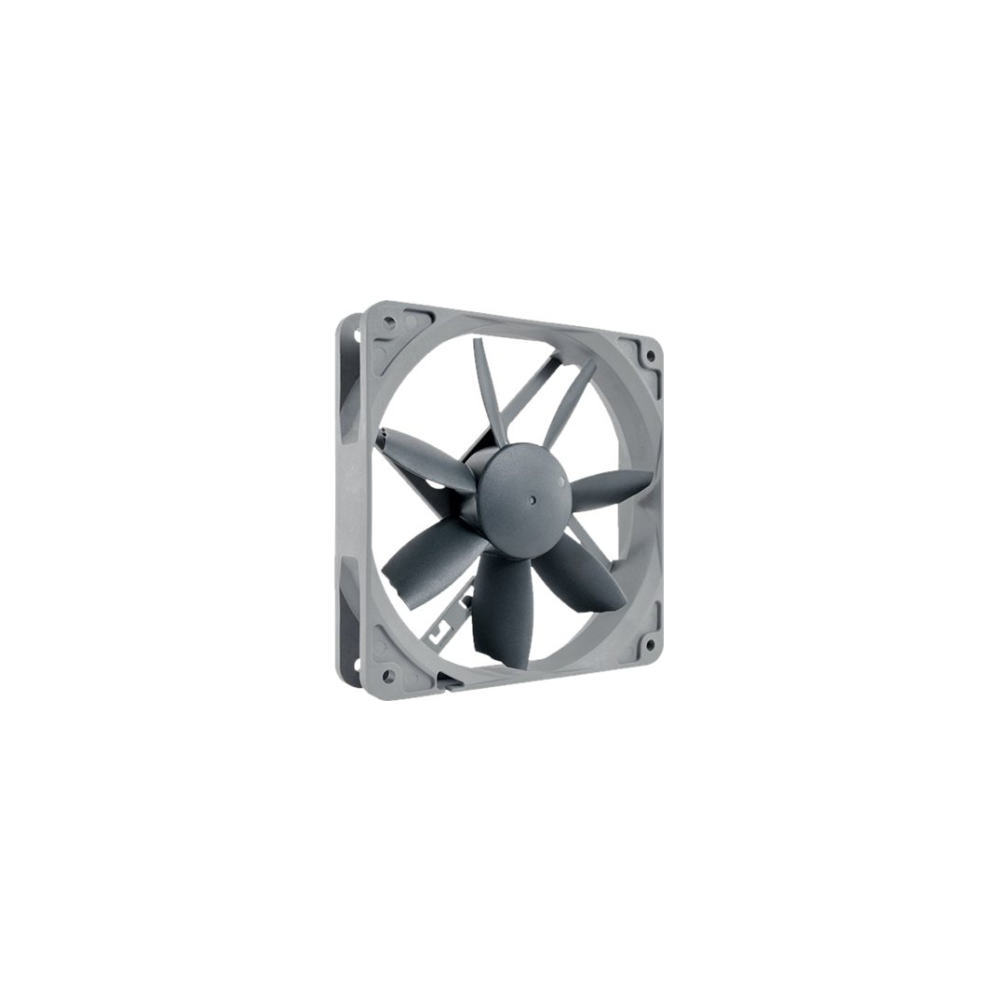 A large main feature product image of Noctua NF-S12B Redux Ed. 120mm 1200RPM Cooling Fan