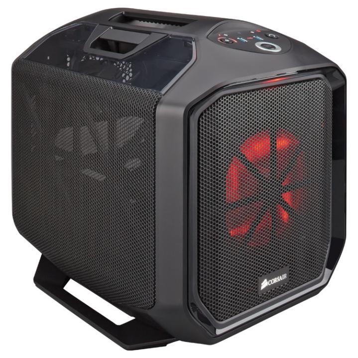 Corsair Graphite 380t Black Mitx Gaming Case Cc 9011061