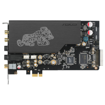 Product image of ASUS Xonar Essence STX II 7.1 PCIe Sound Card - Click for product page of ASUS Xonar Essence STX II 7.1 PCIe Sound Card