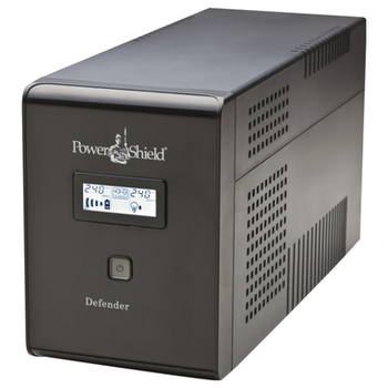 Product image of Power Shield Defender LCD 1.2KVA UPS - Click for product page of Power Shield Defender LCD 1.2KVA UPS