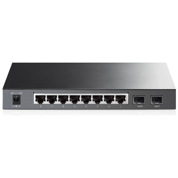Product image of TP-LINK SG2210P 8-Port POE Gigabit Switch w/ 2 SFP Ports - Click for product page of TP-LINK SG2210P 8-Port POE Gigabit Switch w/ 2 SFP Ports