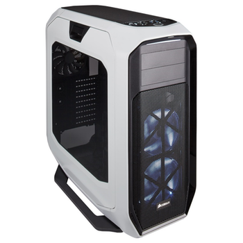 Product image of Corsair Graphite 780T White Full Gaming Tower Case w/Side Panel Window - Click for product page of Corsair Graphite 780T White Full Gaming Tower Case w/Side Panel Window