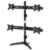 "A product image of Aavara AV-DS400 Freestanding Quad Monitor Stand (up to 24"")"