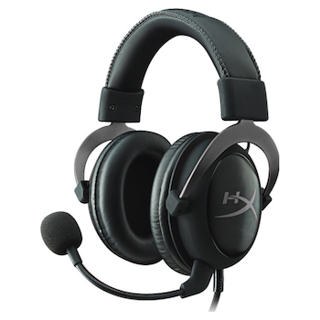 Product image of Kingston HyperX Cloud II Gaming Headset Gunmetal - Click for product page of Kingston HyperX Cloud II Gaming Headset Gunmetal