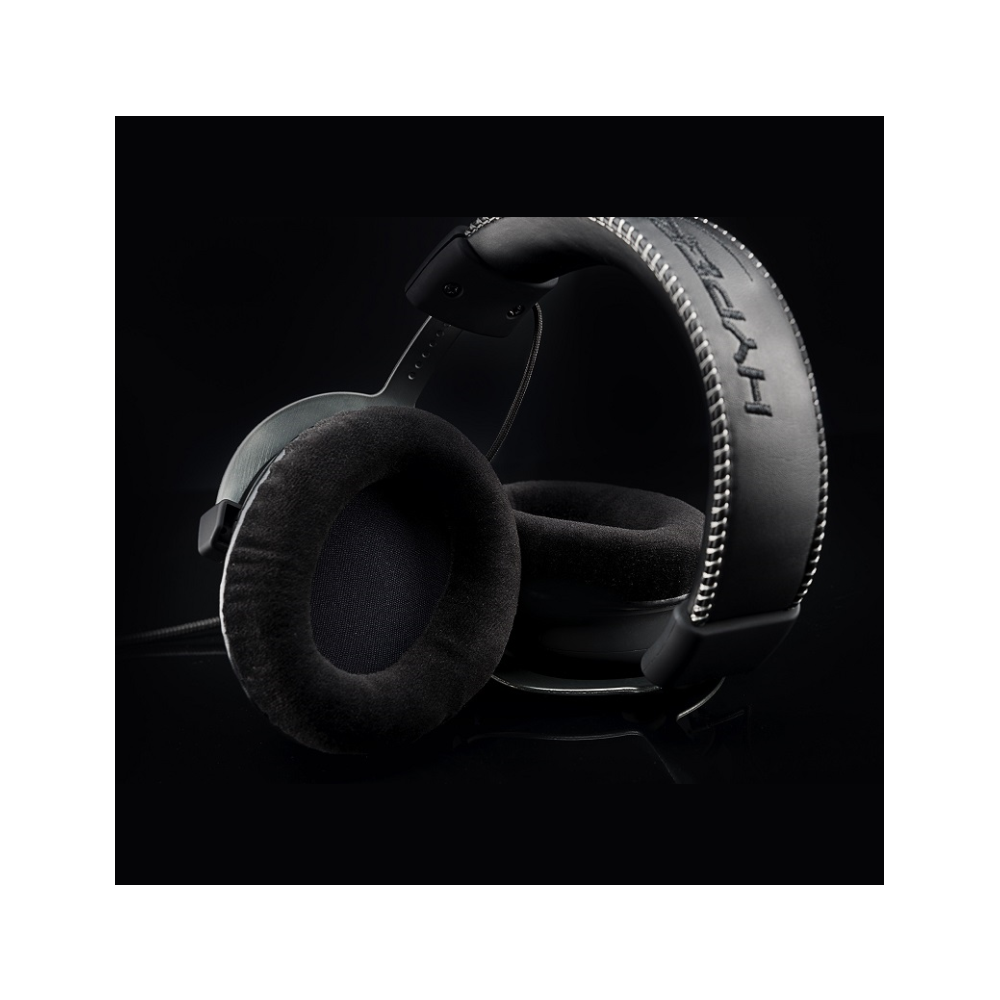 A large main feature product image of Kingston HyperX Cloud II Gaming Headset Gunmetal