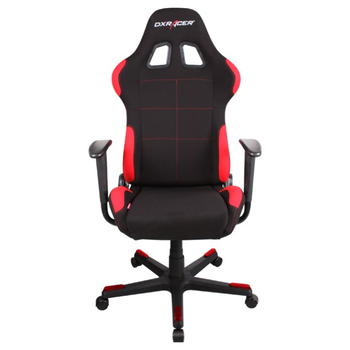 Product image of DXRacer F Series PC Gaming Chair - Black & Red - Click for product page of DXRacer F Series PC Gaming Chair - Black & Red