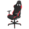 A product image of DXRacer F Series PC Gaming Chair - Black & Red