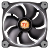 A product image of Thermaltake Riing Single 120mm White LED SP Fan