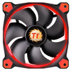 A product image of Thermaltake Riing Single 120mm Red LED SP Fan