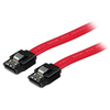 A product image of Startech Latching SATA 45cm Cable