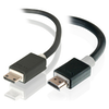 A product image of ALOGIC Pro Series High Speed Mini HDMI to HDMI with Ethernet 2m Cable v2.0