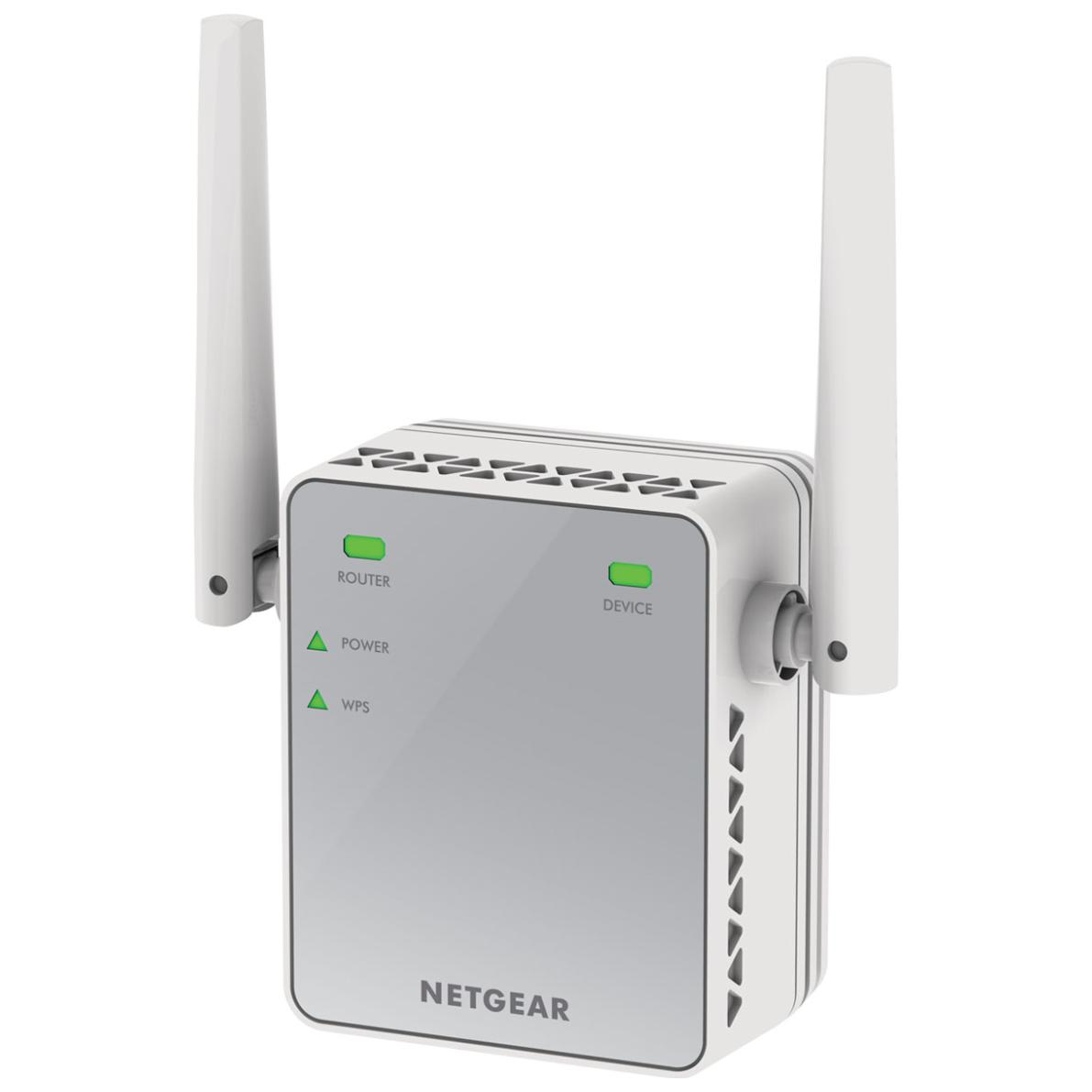 Netgear EX3700 AC750 Dual Band Wireless Range Extender - EX3700-100AUS - PLE Computers ...